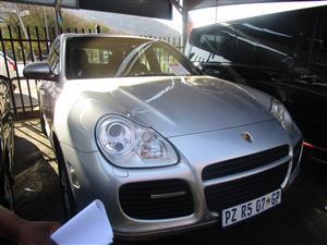 2004 Porsche CAYENNE Cayenne