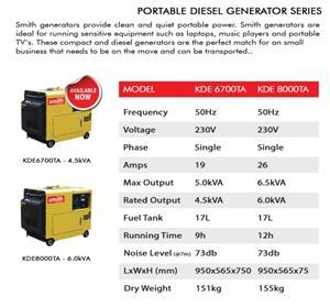 Smith Portable Generators