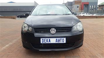 2010 VW Polo Vivo 5 door 1.4