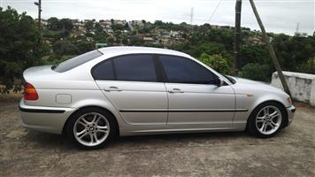 2003 BMW 3 Series sedan 330i A/T (G20)