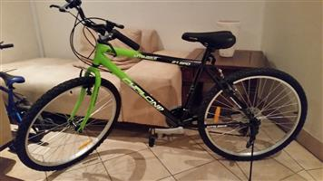 Cyclone mtb to swop for computer