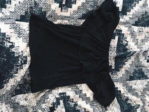 Black summer top for sale