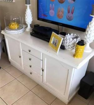 White dining sideboard for sale