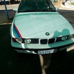 1992 BMW 5 Series 525i M Sport