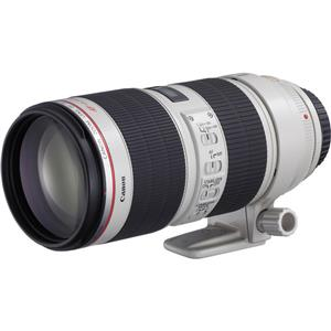 CANON EF 70-200MM F 2.8 L IS II USM