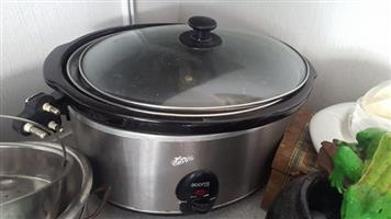 Accent slow cooker for sale
