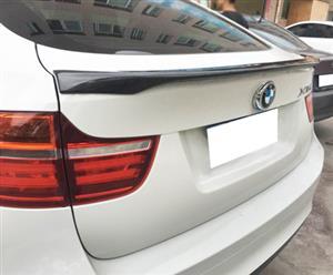 BMW X6 (E71) Rear MP Style Boot Spoiler – Carbon Fiber