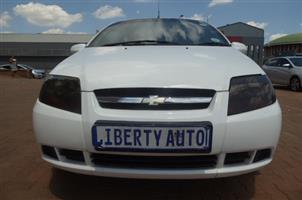 2008 Chevrolet Aveo sedan 1.6 LS