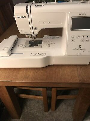 Brother Innovis M240ed Disney Sewing and Embroidery Machine