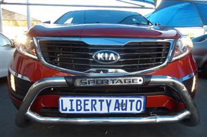 2014 Kia Sportage SPORTAGE 2.0 IGNITE + A/T