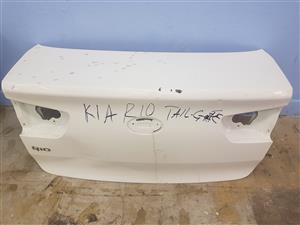 KIA RIO TAILGATE FOR SALE