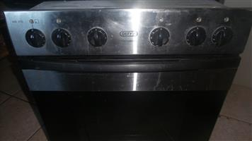 Defy oven, hob & extractor fan