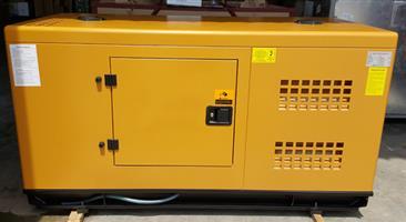 Special Offer - 30 Kva Silent Generators