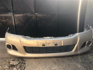 Toyota Hilux Front Bumper for Sale.