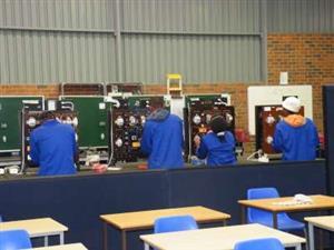 Grader, tlb, reach steaker, power pallet training at roley training skills +27731412722