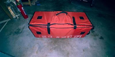 Large red bag for sale