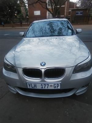 2009 BMW 5 Series 520d M Sport