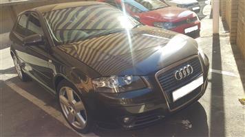 2007 Audi A3 2.0 Ambition tiptronic