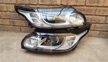 Range Rover Sport Xenon Headlights | FOR SALE