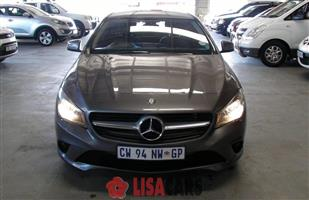 2014 Mercedes Benz CLA 200
