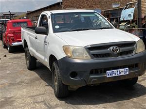 2008 Toyota Hilux 2.5D 4D