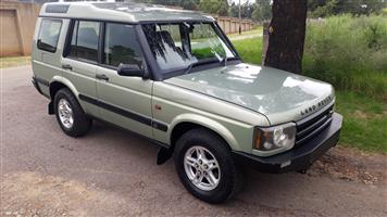 2003 Land Rover Discovery DISCOVERY 2.0 HSE