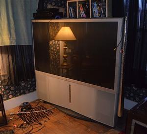 Big Screen LG Projector TV