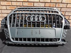 Audi Q3 Main Grill