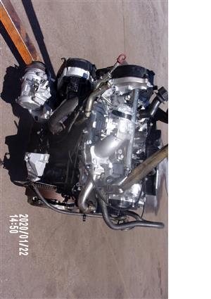 Engine Fiat Ducato 2.3