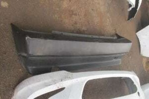 1997 FIAT UNO REAR BUMPER – USED(GLOBAL)