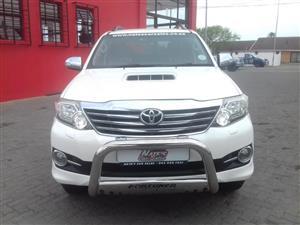2015 Toyota Fortuner 3.0D 4D