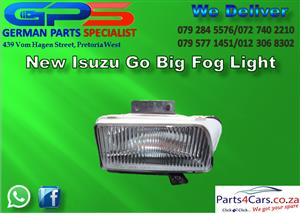 NEW ISUZU GO BIG FOG LIGHT FOR SALE
