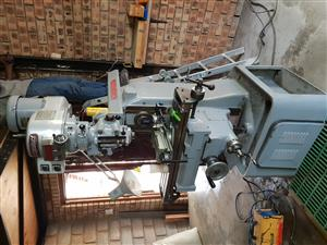 Bridgeport milling machine spares