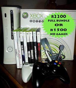Xbox bundle for sale