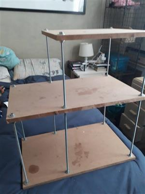 Wooden desk stand for sale