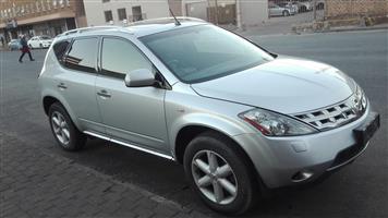 2010 Nissan Murano 3.5
