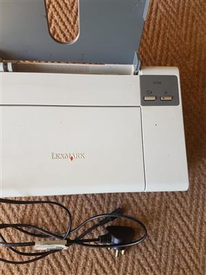 Lexmark Z730 Printer for sale