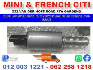 Mini cooper N12 R56 new solenoid valve for sale