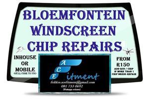 Chip repairs