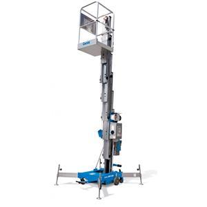 Cherry Picker - AWP20,30,40 - Vertical lift - Electric push around - 8,1m - 14m- To rent