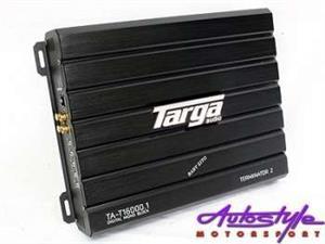 Targa TA-T16000.1 1600w RMS 1ch Class D Amplifier