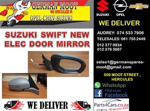 SUZUKI SWIFT NEW ELEC DOOR MIRROR FOR SALE