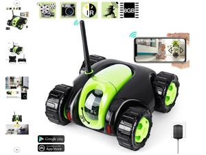 The New 2019 Edition Smartphone Controlled Car with Hidden Camera is Now on Sale!!
