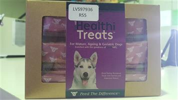 Kyron's GeriVet Healthy Treats now available at PETS4LIFE BRACKENFELL