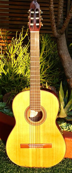 Marc Maingard Grand Concert Nylon String Classical / Spanish Guitar