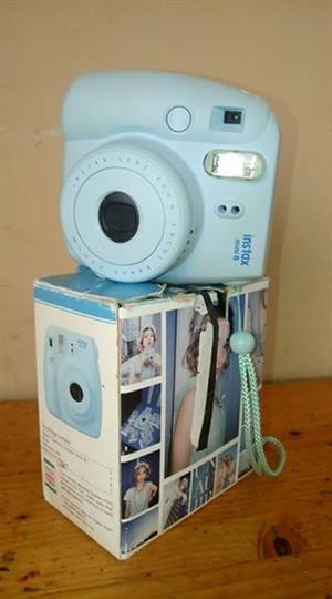 Fujifilm Instax mini 8(Instant camera)