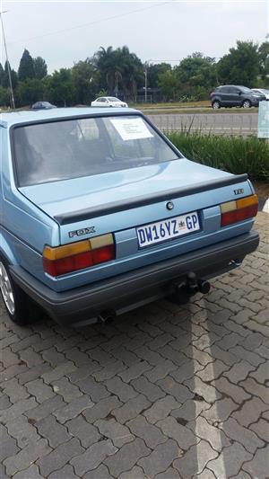 1993 VW Fox