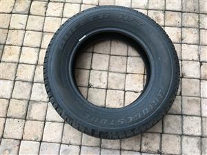 """Dueler H/T 16"""" Tyre"""