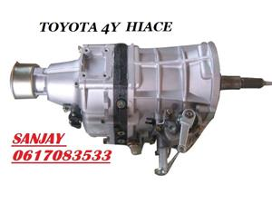NEW TOYOTA 4Y HIACE GEARBOX