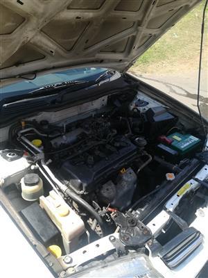 2001 Nissan Almera 1.6 Elegance